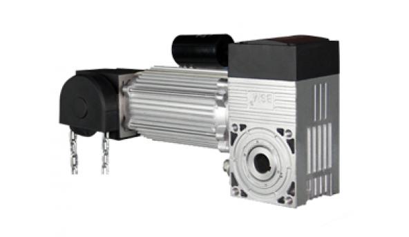 Вальний привід для секційних, промислових воріт Gant KGT6.50