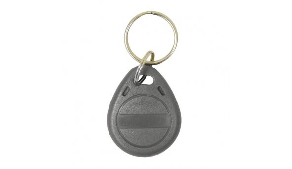 Брелок RFID KEYFOB EM RW Gray