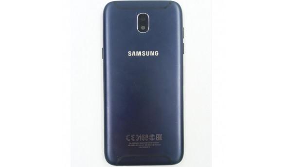 Задня кришка корпусу Samsung Galaxy J5 2017 J530F Black