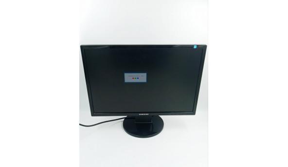 "Монітор 22"" Samsung 2243NWX LS22MYNKF Black Б/в"