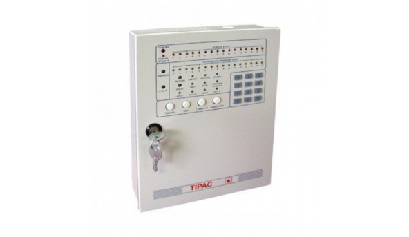 Пожежний контрольно-приймальний прилад Тірас 16П