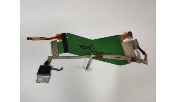 Шлейф матриці для ноутбука Dell Inspiron 1520, dd0fm5lc200, CN-0PM501, 010107J00-574-G, Б/В, у хорошому стані, без пошкоджень.