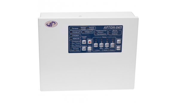 Прилад приймально-контрольний Артон 04П