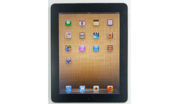 Надійний планшет з німеччини Apple iPad 1 Wi-Fi  64GB