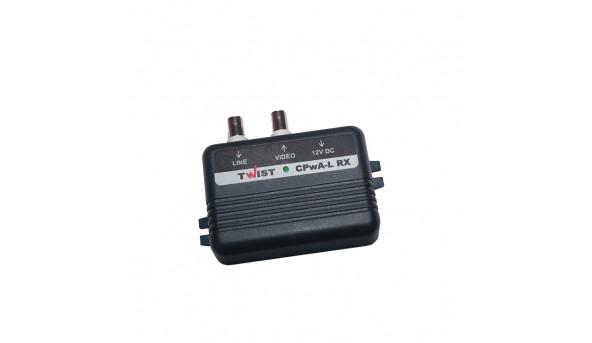 Комплект підсилювачів Twist CPwA-L для передачі композитного відеосигналу