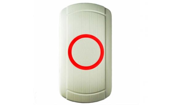 Універсальний зчитувач Lumiring LRE-1R (white) для систем контролю доступу