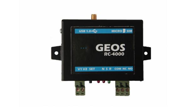 GSM-контролер Geos RC-4000