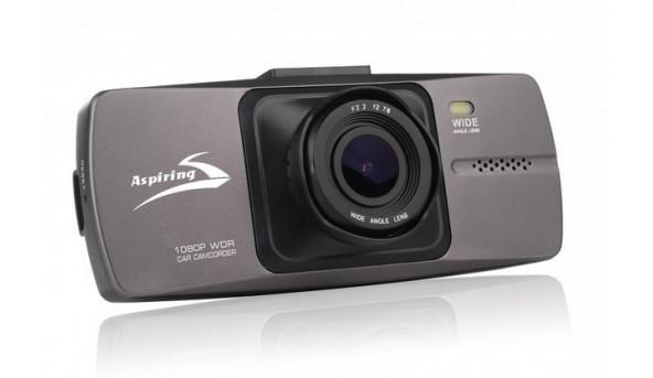 Автомобільний відеореєстратор Aspiring AT140
