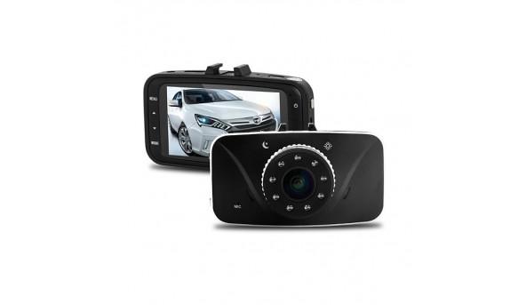Автомобільний відеореєстратор Falcon HD45-LCD-GPS