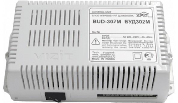 Блок управління і живлення Vizit БУД-302М