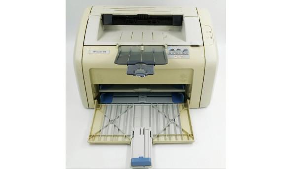Надійний принтер HP LaserJet 1018 Б/в