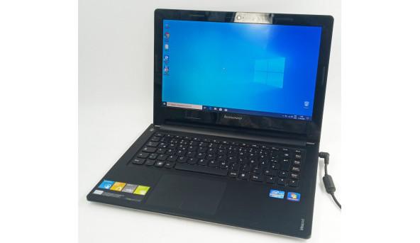 """Стильний, тонкий ноутбук Lenovo IdeaPad S300, Intel I5, 4gb, 500gb, 13,3"""" 1366x768."""
