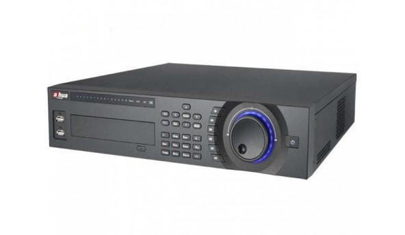 4-канальний мережевий відеореєстратор Dahua DH-NVR3804