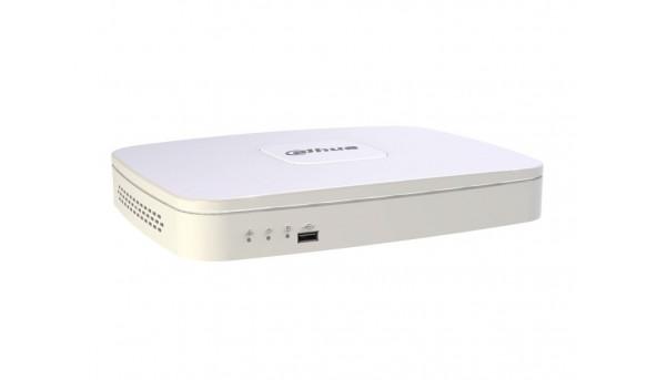 4-канальний мережевий відеореєстратор Dahua DH-NVR4104W-P