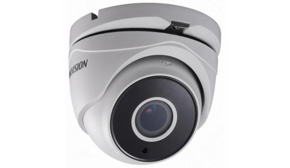HD-TVI відеокамера Hikvision DS-2CE56F1T-ITM(2.8 mm) для системи відеоспостереження
