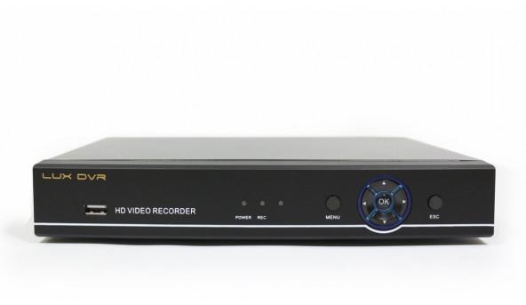 AHD відеореєстратор Lux DVR AHD-04G1080N