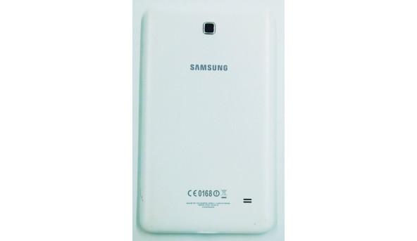 Кришка б.у. оригінал для планшета samsung sm-t230 білий
