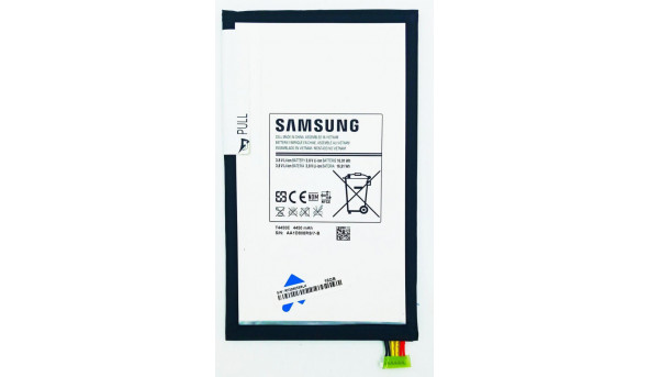 Акумулятор T4450E для Samsung T310 Galaxy Tab 3 8.0, Li-ion, 3,8 В, 4450 мАг (Б/в з розборки)