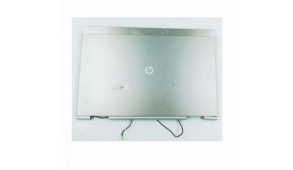 """Кришка матриці корпуса для ноутбука HP EliteBook 2560P, 12.5"""", 6070B0484701, Б/В. Всі кріплення цілі.Без пошкоджень. Є подряпини та потертості."""