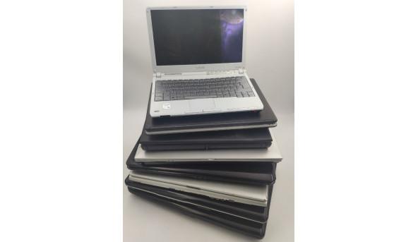 Лот із 8-ми ноутбуків