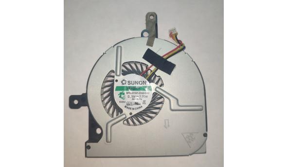 Вентилятор для ноутбука TOSHIBA Sattelite C50, C50-A, 3pin, DC28000EPS0, DFS501105FR0T, FBFT, Б/В