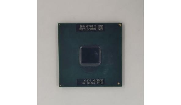 Процесор для ноутбука Intel Core 2 Duo T6400, Б/В