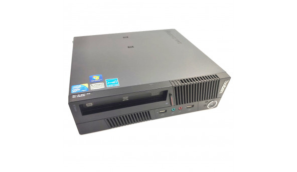 Системний блок Lenovov ThinkCentre M90p, Intel Core i5-650, 4GB RAM, 320Gb HDD, Б/В