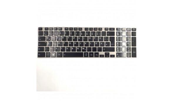 Клавіатура для ноутбука Toshiba Satellite P855, v130402bk3, Б/В