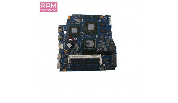 """Материнська плата для ноутбука Sony Mbx-237 A1820750A. Не стартує. Відсутня кнопка """"Пуск""""  БВ"""