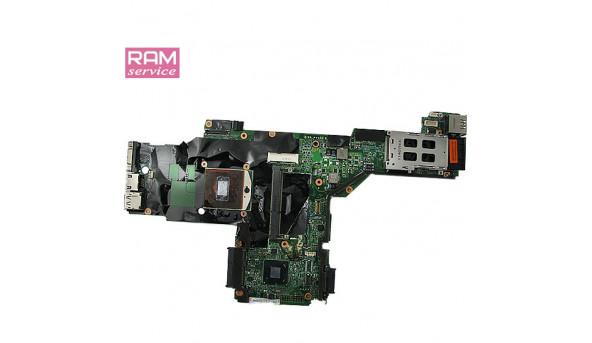 Материнська плата для ноутбука Lenovo ThinkPad 4180, LNVH-41-AB5700-F00G, Б/В. Стартує, не виводить зображення.