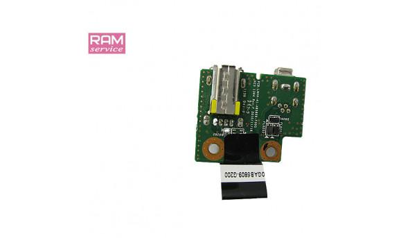 Додаткова плата з роз'ємами Firewire and USB для ноутбука Lenovo ThinkPad 4180, LNVH-41-AB5809-F00G, Б/В