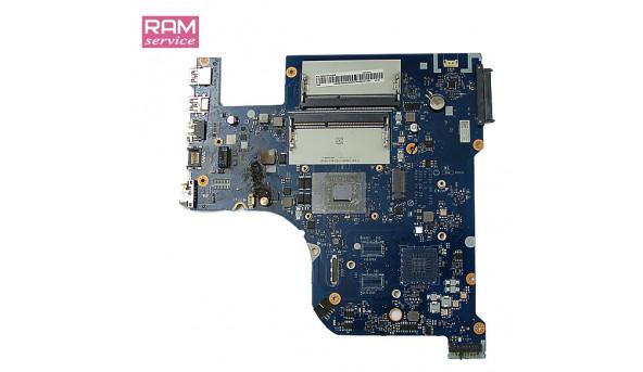 Материнська плата для ноутбука Lenovo G70 80 Q5, CG70A NM-A671 Rev: 1.0, Б/В. Плата прогоріла та тріснута.