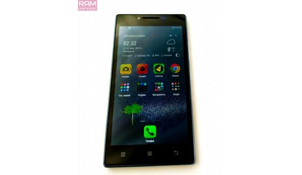 """Стильний та потужний смартфон Lenovo P70-A,  5 """", 1280x720, MediaTek MT6752, 2 GB ОЗУ, 16 GB, 4G"""