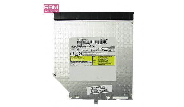 CD/DVD привід для ноутбука, SATA, Toshiba Satellite A665,K000100370, Б/В, в хорошому стані, без пошкоджень