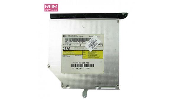 CD/DVD привід для ноутбука, SATA, HP Pavilion dv6,511880-001, Б/В, в хорошому стані, без пошкоджень