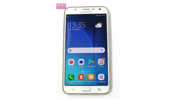 "Смартфон Samsung Galaxy J7 SM-J700H/(5.5"", Super AMOLED Plus, 1280x720)/ Exynos 7580/RAM 1.5 ГБ/ 16 ГБ"