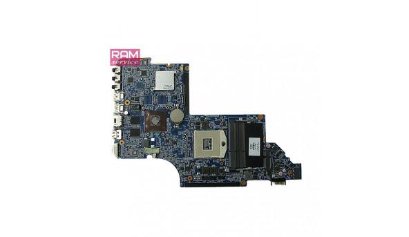 Материнська плата для ноутбука HP Pavilion DV6-6000 series, HPMH-40GAB6210-E0C0, 647018-001, Б/В. Не робоча.