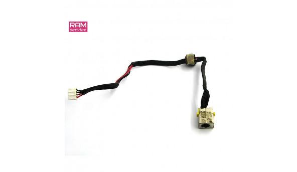 Роз'єм живлення, для ноутбука, Acer Aspire 5250, Б/В, В хорошому стані, без пошкоджень.