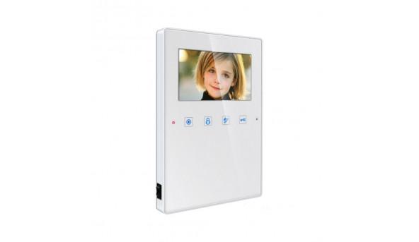 Кольоровий відеодомофон ATIS AD-404M1