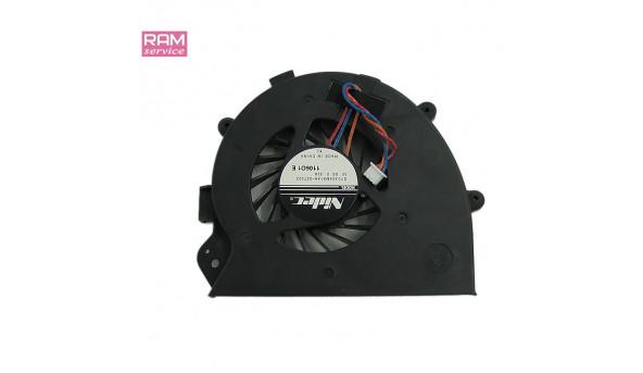 Вентилятор системи охолодження, для ноутбука, 3Pin, Sony VAIO PCG-61712M, G70X05MS1AH, Б/В, В хорошому стані, без пошкоджень