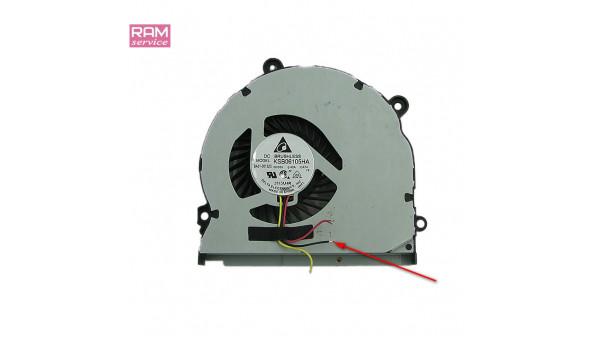 Вентилятор системи охолодження, для ноутбука, 3Pin, Samsung NP-350E7C, BA31-00132C, Б/В, Відсутній роз'єм для підключення