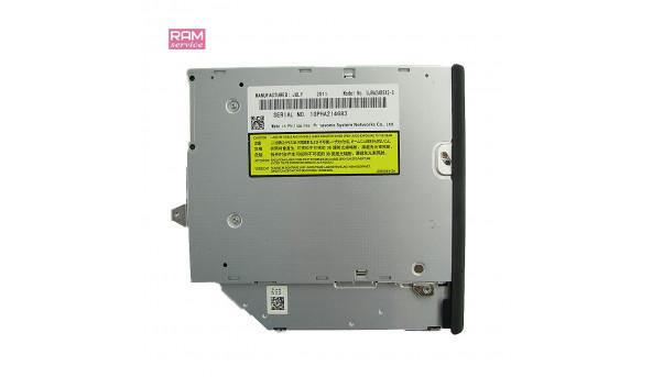 CD/DVD привід для ноутбука, Sony VAIO PCG-4121EM, SATA, UJ8A2ABSX2-S, 9.5mm, Slim, 8X, Б/В, в хорошому стані, без пошкоджень