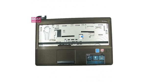 Середня частина корпуса, для ноутбука ASUS K52D, 13N0-GUA0851, Б/В, Є пошкодження кріплення (фото)