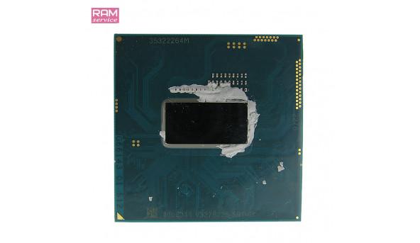 Двохядерний процесор Intel Pentium 3550M SR1HD, Dua-Core, 2.3Ghz, 2Mb L2, TDP 37 W, Haswell, Socket FCPGA946, Б/В, робочий