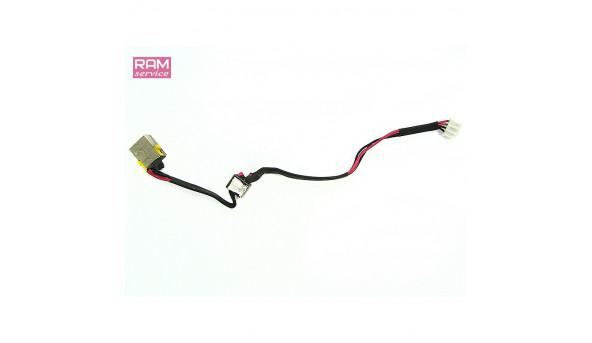 Роз'єм живлення, для ноутбука, Acer Aspire 5552, Б/В, В хорошому стані, без пошкоджень