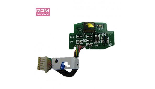 Кнопка включення, для нетбука, Medion Akoya E1228, 1414-04TW000, Б/В, в хорошому стані, без пошкоджень