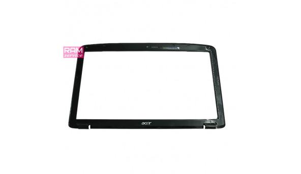 Рамка матриці, для ноутбука, Acer Aspire 5738ZG, MS2264, FOX604CG4300, Б/В, В хорошому стані, без пошкоджень