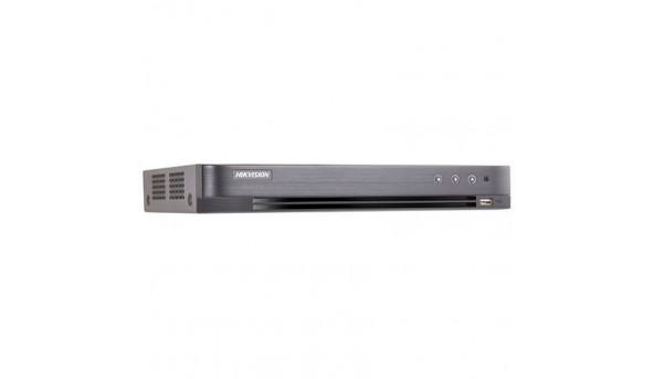 4-канальний Turbo HD відеореєстратор Hikvision DS-7204 HVI 1