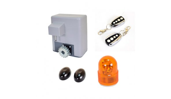 Комплект автоматики для откатных ворот Weilai kit DGY600Pro для ворот весом до 600 кг