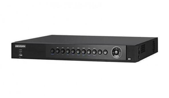 4-канальний Turbo HD відеореєстратор Hikvision DS-7204HUHI-F1/S
